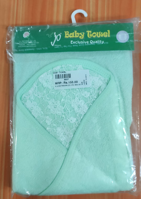 JO Soft Absorbent Baby Towel