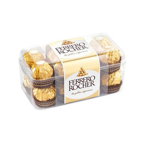 Ferrero Rocher Fine Hazelnut Chocolates 200g