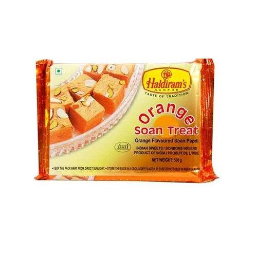 Orange Soan Papdi 250g