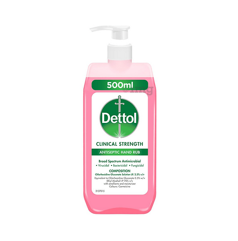 DETTOL CLINICAL STRENGTH ANTISEPTIC HAND RUB