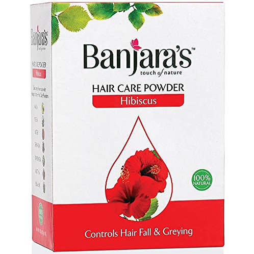 BANJARA'S HAIR CARE POWDERS