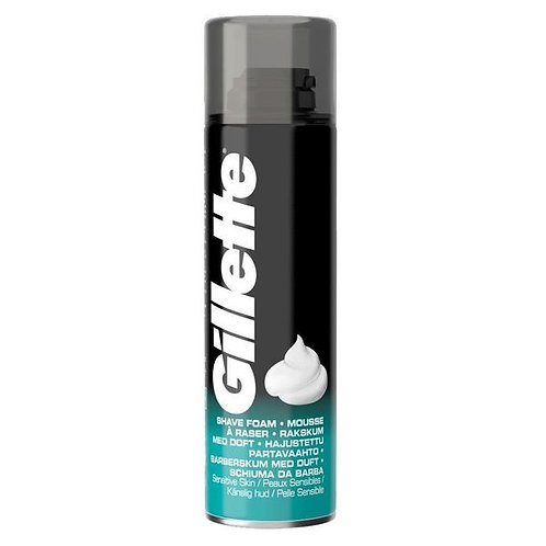 GILLETTE CLASSIC MENS SHAVING FOAM