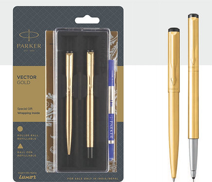 PARKER SPECIAL GIFT ROLLER BALL AND BALL PEN