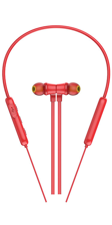 INFINITY TRANZ N300 BLUETOOTH HEADSET RED