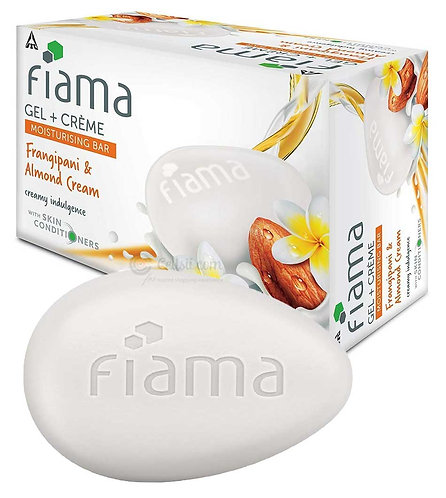 FIAMA GEL + CREME MOISTURISING BAR
