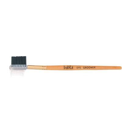 Babila Professional Wooden Eye Groomer Make Up Comestic Brush Brow Groomers Lash
