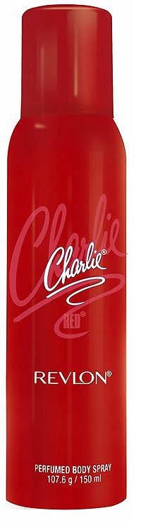 CHARLIE REVLON PERFUMED BODY SPRAYS