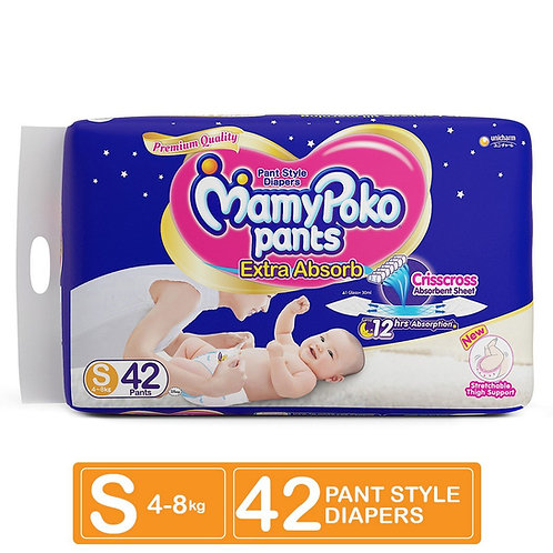 MAMYPOKO PANTS EXTRA ABSORB S PANTS