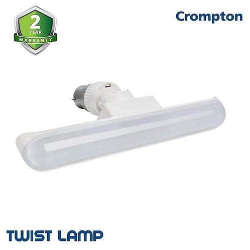 Crompton Twist Anti Glare LED T-Bulb (Cool Day Light, 10W)