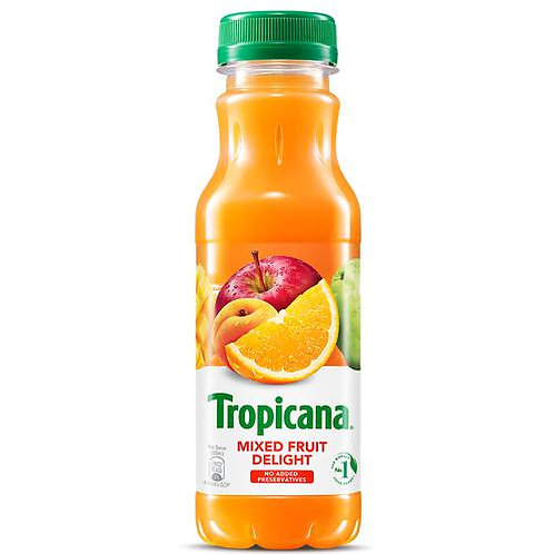 Tropicana Mixed Fruit Delight, 200ml
