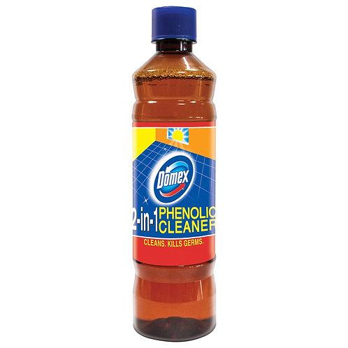 DOMEX 2-IN-1 PHENOLIC FLOOR CLEANER
