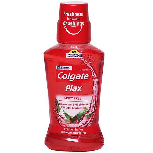 Colgate Plax Spicy Fresh Mouthwash