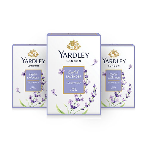 YARDLEY LONDON LAVENDER SOAP