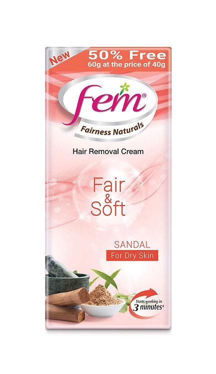 FEM HAIR REMOVAL CREAM