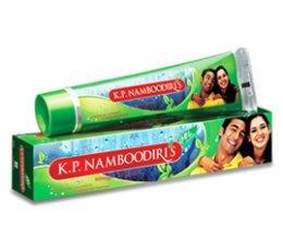 K.P . NAMBOODIRI'S Herbal Gel Toothpaste