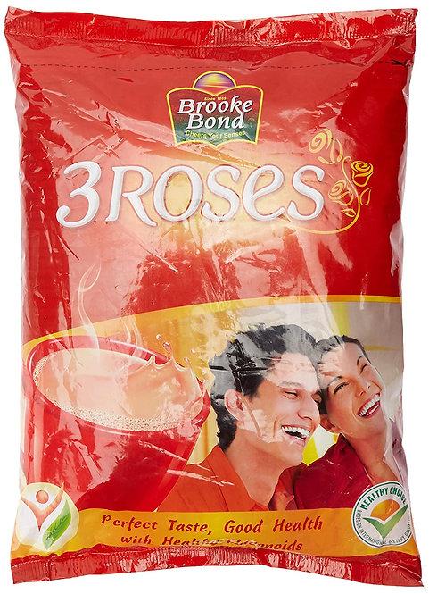 BROOKE BOND 3ROSES TEA POWDER