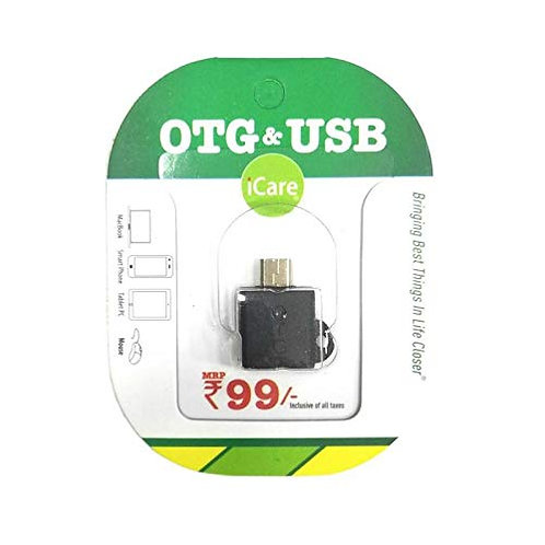 iCare Micro USB OTG Adapter