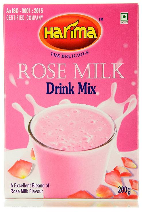 HARIMA ROSE MILK DRINK MIX