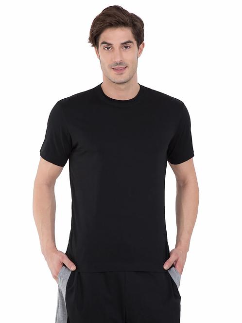 JOCKEY Black Sport T-Shirt