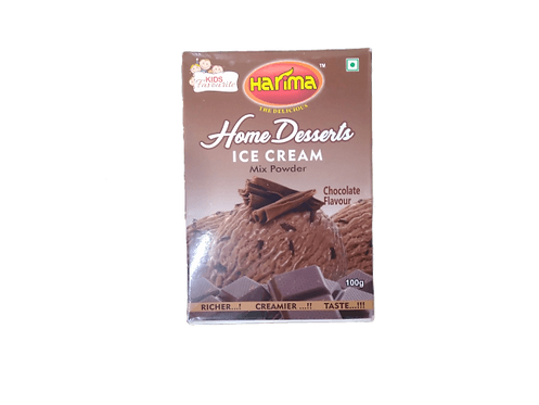 HARIMA HOME DESSERTS ICE CREAM MIX POWDER