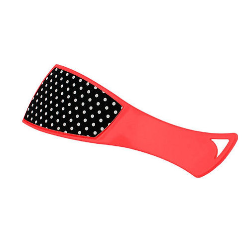 Vega Curved Emery Foot File (PD-22) , (Color may vary)