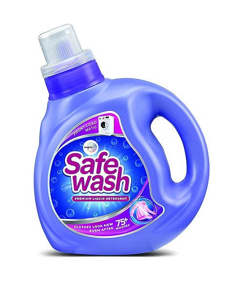 SAFE WASH LIQUID DETERGENT