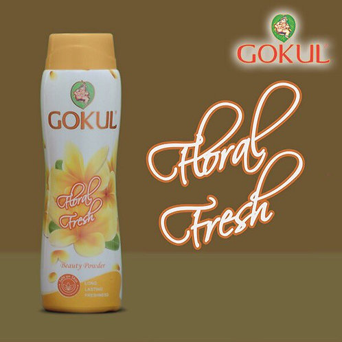 Gokul Floral Fresh Beauty Powder