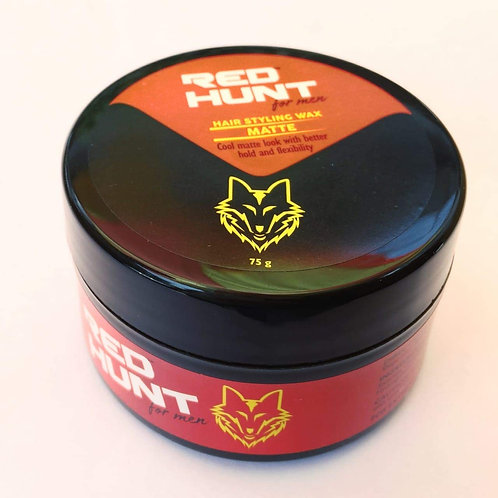 RED HUNT HAIR STYLING WAXS