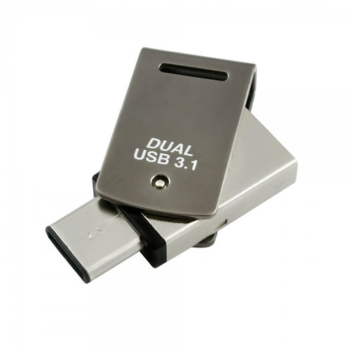 PNY DUAL USB 3.1 TYPE-C FLASH DRIVE