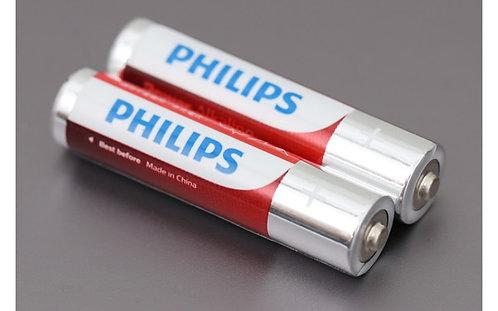 Philips Power Alkaline 1.5V LR03 AAA Alkaline Batteries