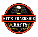 Kit's Trackside Crafts logo