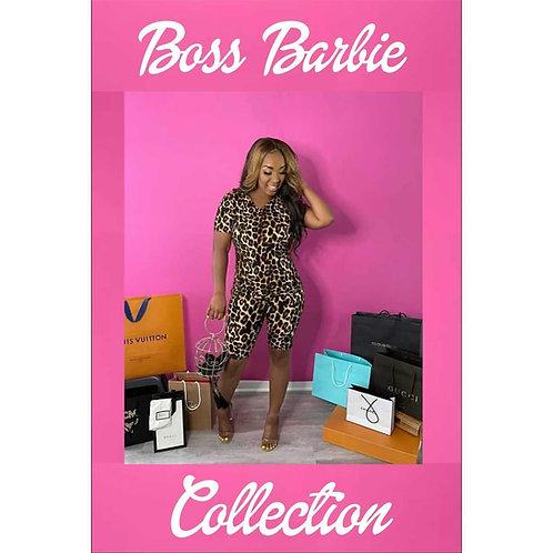 The Bank Account on Beast Barbie set Small4-6, Medium 8-10, Large 12-14