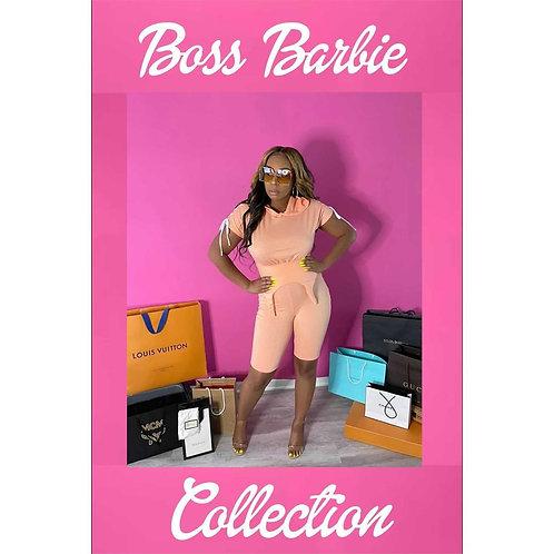 The Trust fund Barbie set - Small 4-6, Medium 6-8, Large 10-12
