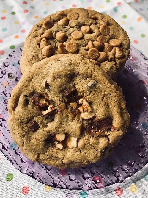 Snickers chocolate chip - per dozen