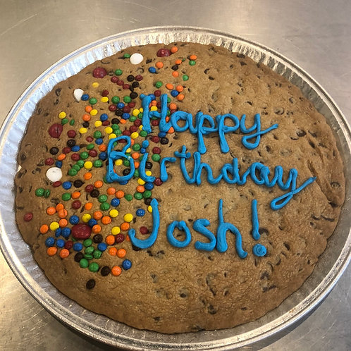 "Cookie Cake - 16"""