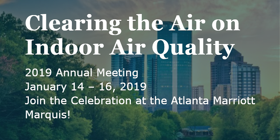 IAQA Annual Conference and AHR Exposition 2019