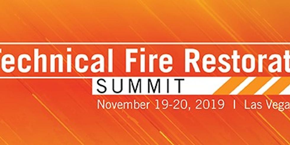 RIA Technical Fire Restoration Summit