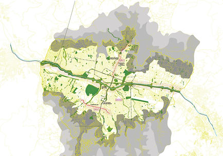 public space, green infrastructure & wellbeing