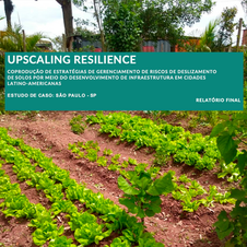 Upscaling Resilience Project Synthesis Report: São Paulo (PT)