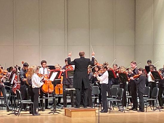 Mike Dewey Concerto Aria Showcase 2019