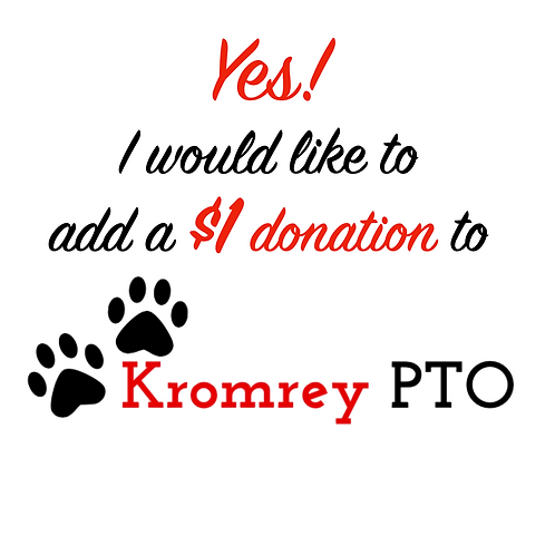 $1.00 Donation to the PTO