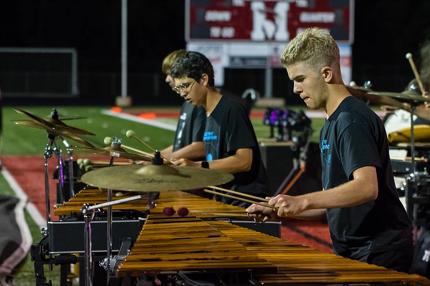 Percussion Pit 2019