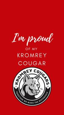 I'm proud of my Kromrey Cougar red phone wallpaper