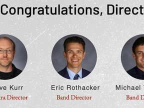August 28, 2020 - Congratulations to the MHS Directors for Receiving the MEA Award!