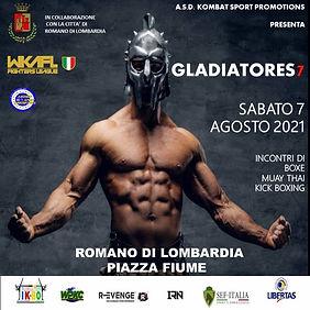 locandina gladiators