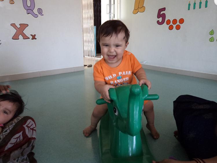 Day Care facilities at The Shiishyaa