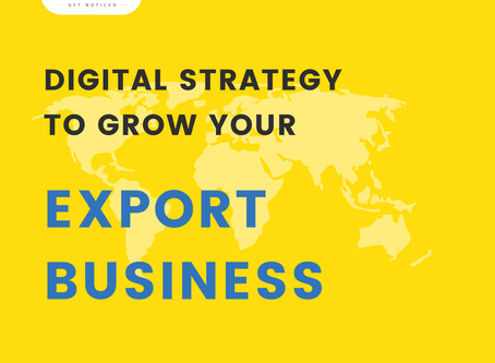 Beginners Guide to Digital Marketing for Exporting Business