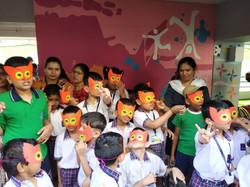 Crafts - Fox Masks