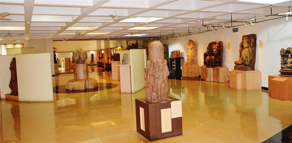 State Museum Of Madhya Pradesh. Image Courtesy - archaeology.mp.gov.in