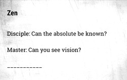 known_vision